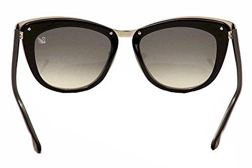 Swarovski SK0061 Sonnenbrille Swarovski SK0061 schwarz Sonnenbrille schwarz 4xXEq0Ww4