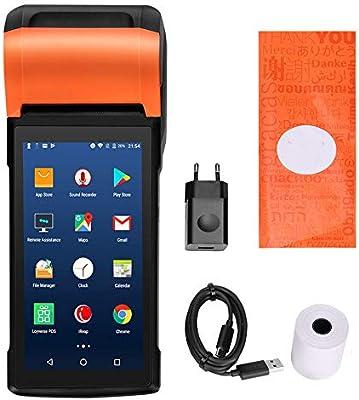 WiFi 4G Android 7.1 PDA TPV Sunmi V2 PDA Esim con la cámara de la ...