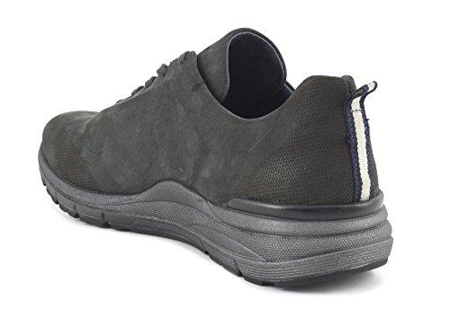 Nabuk Npa701 Cafènoir Sneaker Antracite I16 277 BEdSxUn