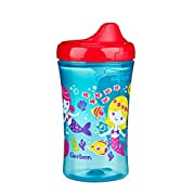 Gerber Graduates Advance Developmental Hard Spout Sippy Cup, Colors and design may vary 10-Ounce