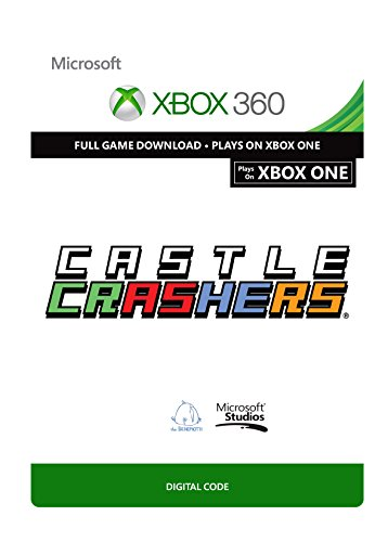 Castle Crashers - Xbox 360 Digital Code by Microsoft