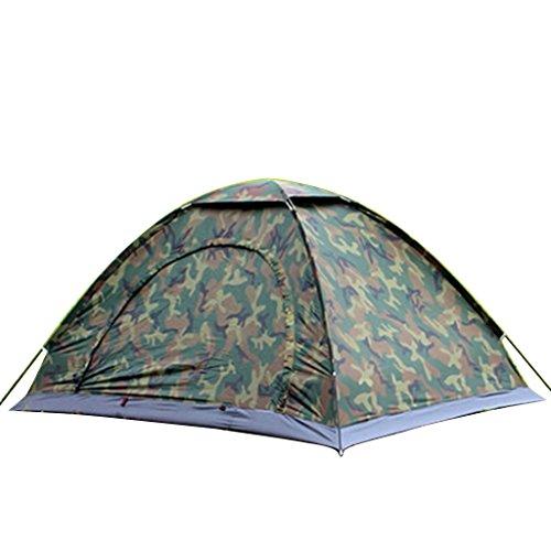 クリップ蝶処方クローンBaoblaze アウトドア 防水 折り畳み キャンプ テント 迷彩