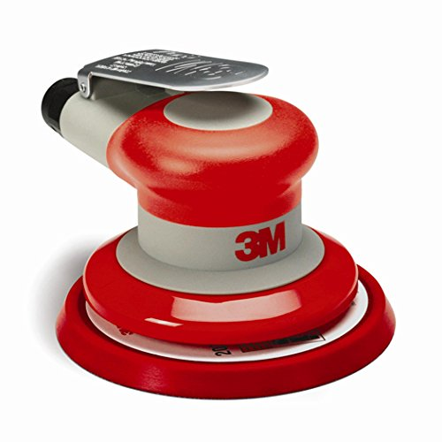 3M Random Orbital Sander 20317, 5 in Non-vacuum 3/16 in Orbit, 1 Per Case For Sale