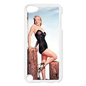 C-EUR Customized Print Marilyn Monroe Pattern Hard Case for iPod Touch 5