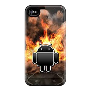 Slim Fit Protector Shock Absorbent Bumper Android Fire Cases For Iphone 6