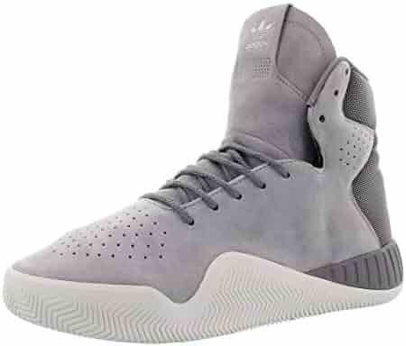 a4e589cecac adidas Tubular Instinct Athletic Men s Shoes Size 9 Grey White