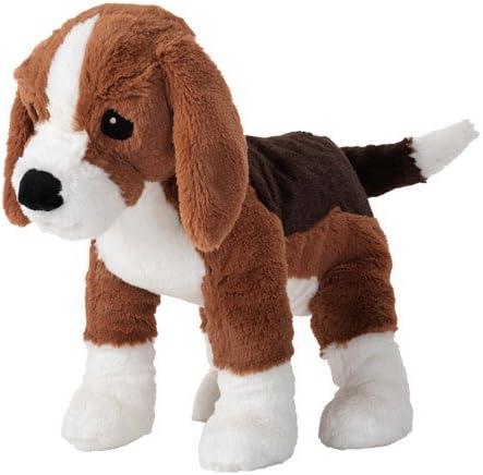 IKEA Soft Toy, Dog, Beagle: Amazon.ca: Home & Kitchen