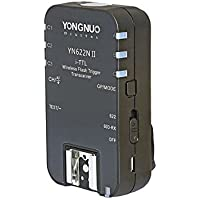 Yongnuo UPGRADE YN-622NII Single Transceiver TTL Wireless Flash Trigger for Nikon+HuiHuang LED USB free gift