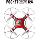 Remote Control Drone, COOL99 SBEGO Mini Drone RC Quadcopter Micro Pocket Remote Control Headless UFO UAV Gift (A, Red)