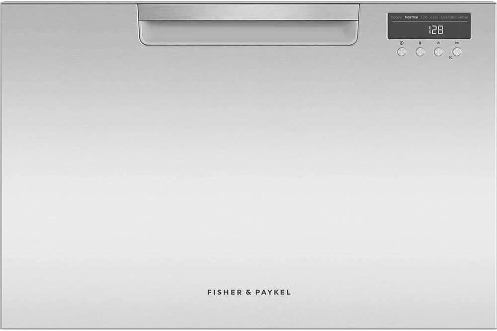 Fisher Paykel DD24SAX9N 24 Inch Drawers Full Console Dishwasher