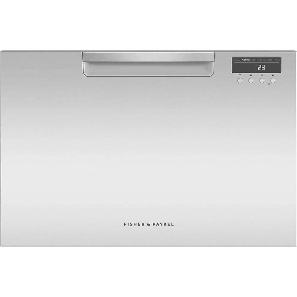 Fisher Paykel DD24SAX9N 24 Inch Drawers Full Console Dishwasher with 6 Wash Cycles, in Stainless Steel