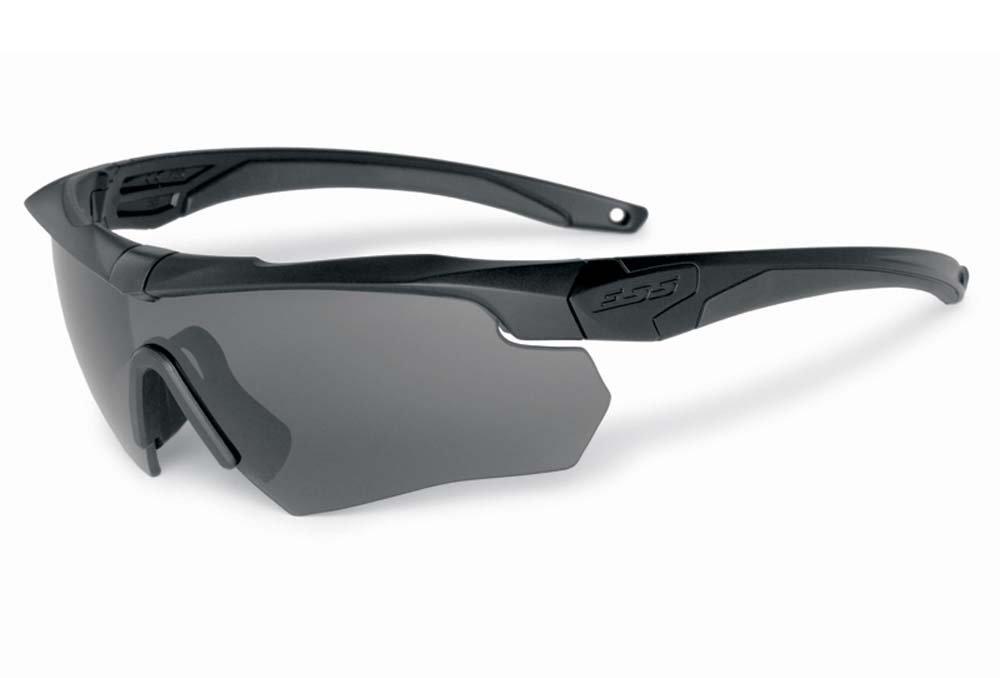 ESS Eyewear Crossbow Suppressor ONE Kit- Smoke Gray Lens