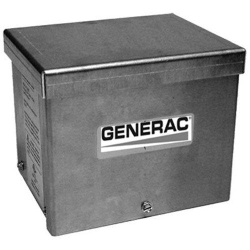 Generac 6342 20-Amp 125/250V Raintight Aluminum Power Inlet Box by Generac (Image #1)