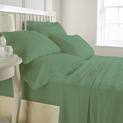 Off To Bed Luxury Deep Pocket 6 Piece Bed Sheets Set