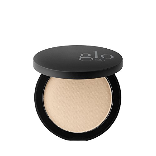 (Glo Skin Beauty Pressed Base - Golden Light - Mineral Makeup Pressed Powder Foundation, 20 Shades | Cruelty Free)