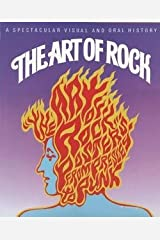 Paul D. Grushkin: The Art of Rock : Posters from Presley to Punk (Hardcover); 2015 Edition Hardcover