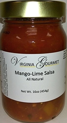 Virginia Gourmet Mango Lime Salsa - 16 oz.
