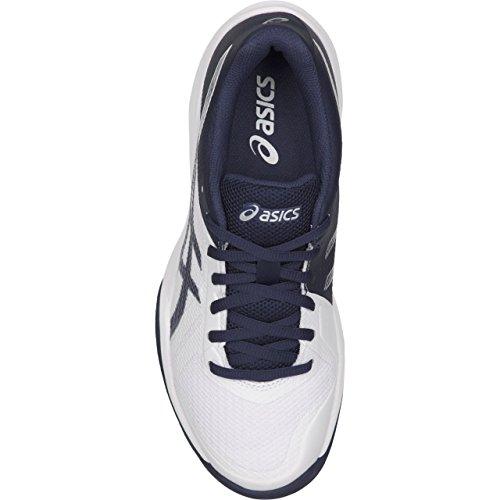 Asics Womens Deep Tactic Gel White 2 Real Ocean Shoes vvqPrZdx