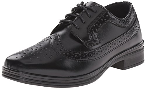 Deer Stags Boys' ACE - K, Black, 13 M US Little - Dress Black Boys