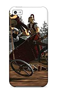 For Iphone 5c Fashion Design Age Of Empires Case-BZugqGP4230Aymwu