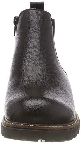 Stivali da equitazione D7469 donna 01 schwarz da neri qdvdpw