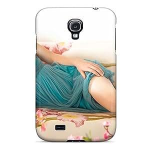 Galaxy High Quality Tpu Case/ Emma Stone 2 CDy9693rglA Case Cover For Galaxy S4