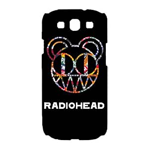 Personalized Durable Cases Samsung Galaxy S3 I9300 Cell Phone Case White Radiohead Adwxhy Protection Cover