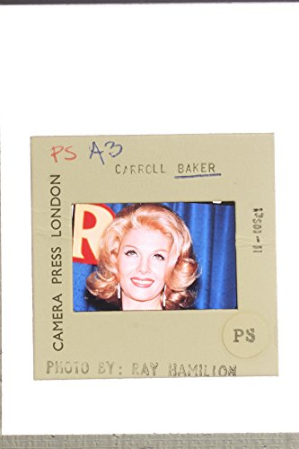 Slides photo of Portrait of Carroll Baker.