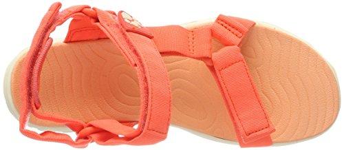 Sandalias Seven Mujer Coral 2 hot Seas Para Sandal Wolfskin Naranja Deportivas Jack W YUnx44