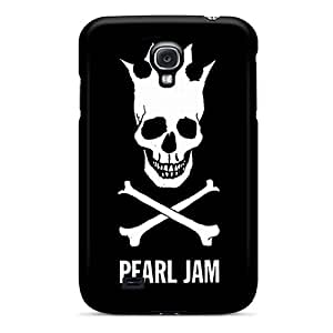 Fashion Tpu Case For Galaxy S4- Pearl Jam Defender Case Cover