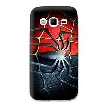 Case Samsung Galaxy Core Prime superheros - - spiderman black -