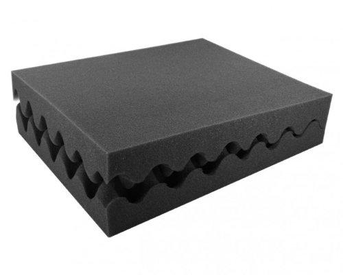 Feldherr FS070N 70 mm (2.8 Inch) Convoluted foam full-size 2pcs.