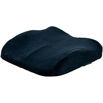 Amazon Com Obusforme Burgundy Contoured Seat Cushion