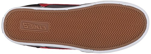Etnies Skate Red Shoe Black Charcoal RVM r1Z4Swqr