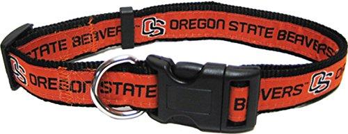 Kansas Jersey State University - Pets First Collegiate Oregon State Beavers Pet Collar, Small