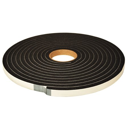 Foam Tape Products 1/2'' X 25' Roll Filter Gasket Tape (JVCC SCF48-0)