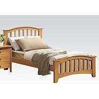 ACME San Marino Maple Twin Bed