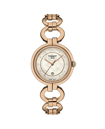 Tissot Women's Flamingo - T0942103311601 Rose Gold 5n One Size
