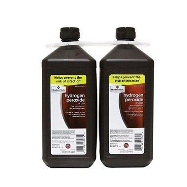hydrogen peroxide rinse - 7