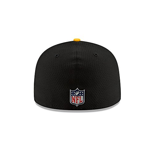 Negro Era Edition 17 Fitted Pittsburgh 59fifty Limited Steelers Sideline New Nfl Cap PnUZqTqf