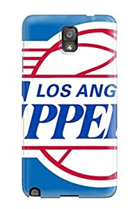 3568803K189962878 los angeles clippers basketball nba (31) NBA Sports & Colleges colorful Note 3 cases