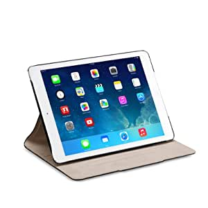 Acase Tiptop Ultra Slim Leather Case for Apple iPad Air (ACS-1002TPBK-PD5-AS)