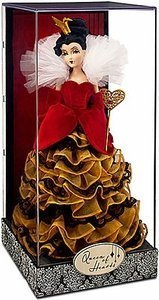 Disney Villains Exclusive 11.5 Inch Designer Collection Doll Queen of Hearts -