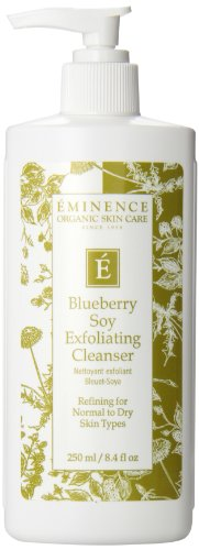 Eminence Blueberry Soy Exfoliating Cleanser, 8.4 Ounce ()