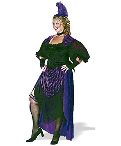 Lady Maverick Costume - Adult Costume Plus size]()