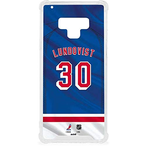 Amazon Com Skinit New York Rangers 30 Henrik Lundqvist Galaxy Note