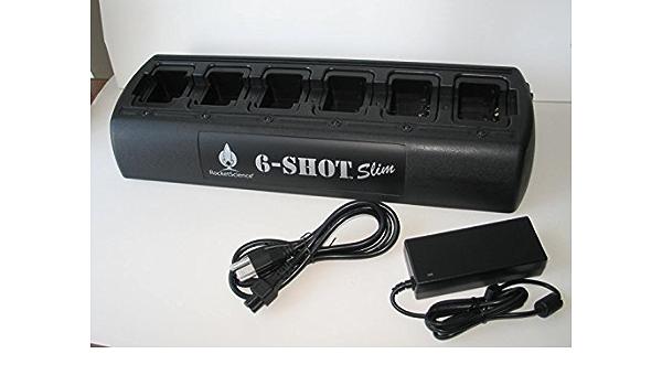 Built-in Power Supply Vertex-Standard VX-261 Universal Rapid Six-Bay Drop-in Charger