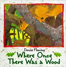 Book Where Once There Was a Wood