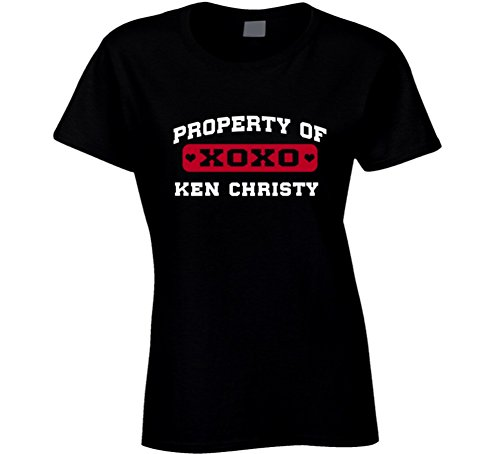 Ken Christy Feature of I Love T Shirt XL Black