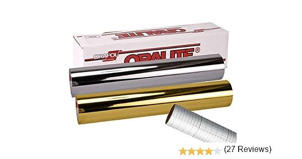 ORACAL 351 - Rollo de vinilo adhesivo para manualidades (30,5 x 91 cm, incluye rollo de papel de transferencia de 30,5 x 61 cm): Amazon.es: Juguetes y juegos